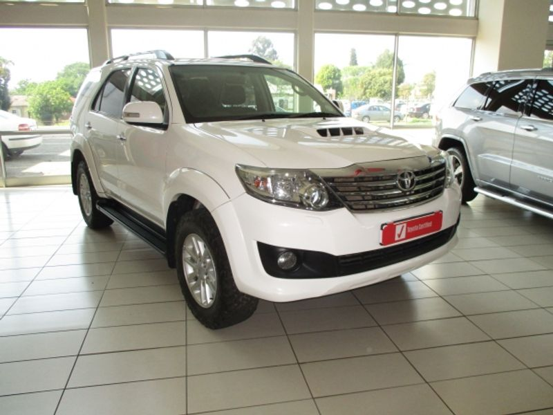 2014 Toyota Fortuner 3.0d-4d 4x4 At  Kwazulu Natal Vryheid_0
