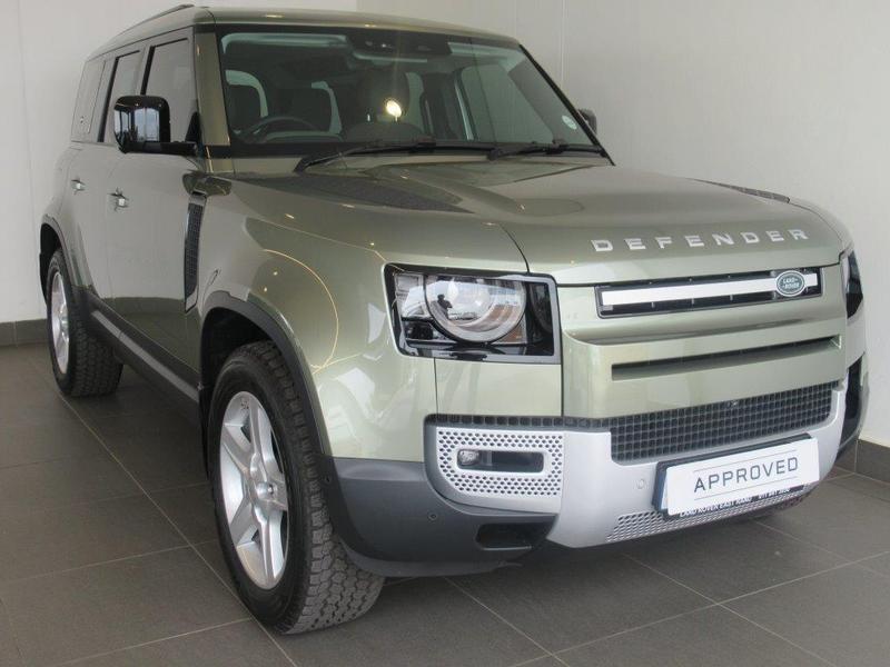 2020 Land Rover Defender 110 D240 SE 177kW Gauteng Johannesburg_0