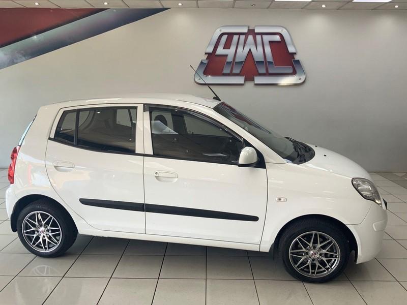 2011 Kia Picanto 1.1  Mpumalanga Middelburg_0