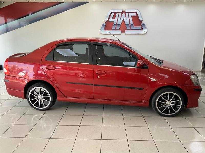 2014 Toyota Etios 1.5 Xs  Mpumalanga Middelburg_0