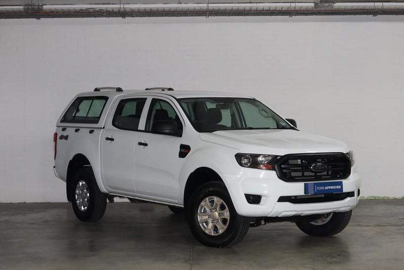 2020 Ford Ranger 2.2TDCi XL 4X4 Auto Double Cab Bakkie Eastern Cape Port Elizabeth_0