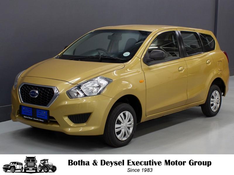 2018 Datsun Go 1.2 Mid 7-seat Gauteng Vereeniging_0