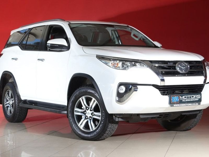 2020 Toyota Fortuner 2.4GD-6 RB Auto North West Province Klerksdorp_0