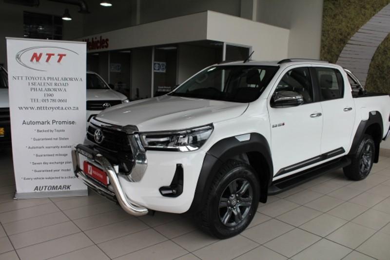 2020 Toyota Hilux 2.8 GD-6 Raider 4x4 Auto Double Cab Bakkie Limpopo Phalaborwa_0