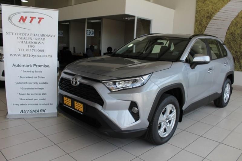2021 Toyota Rav 4 2.0 GX CVT Limpopo Phalaborwa_0
