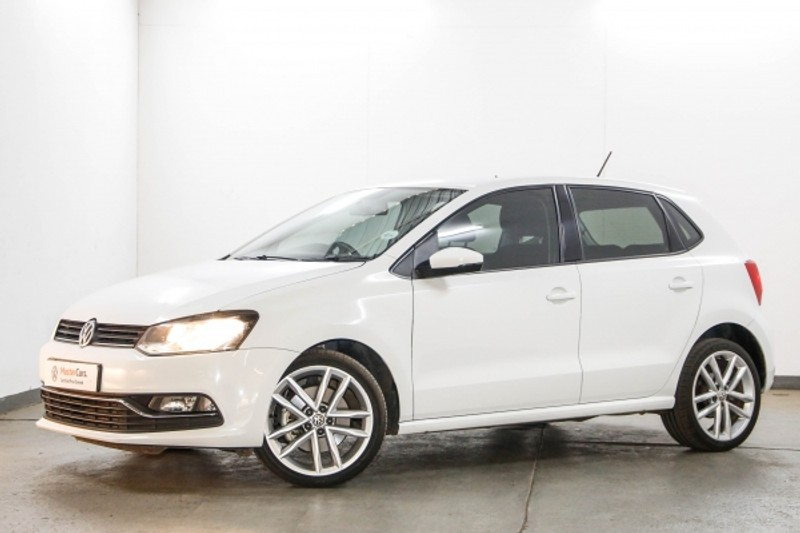 2017 Volkswagen Polo 1.2 TSI Highline 81KW North West Province Potchefstroom_0
