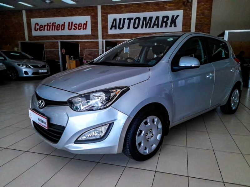 2013 Hyundai i20 1.4 Fluid  Limpopo Louis Trichardt_0