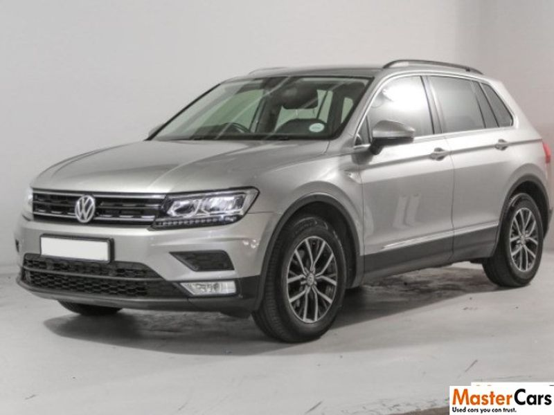 2019 Volkswagen Tiguan 1.4 TSI Comfortline DSG 110KW Western Cape Cape Town_0