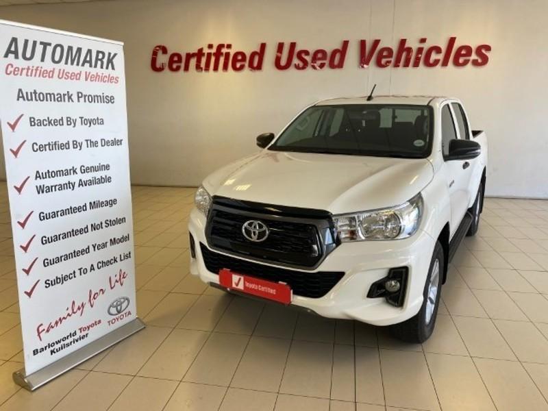 2020 Toyota Hilux 2.4 GD-6 SRX 4X4 Auto Double Cab Bakkie Western Cape Kuils River_0