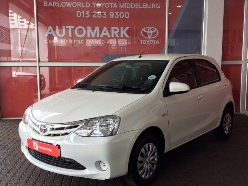 2020 Toyota Etios 1.5 Xi 5dr  Mpumalanga Middelburg_0