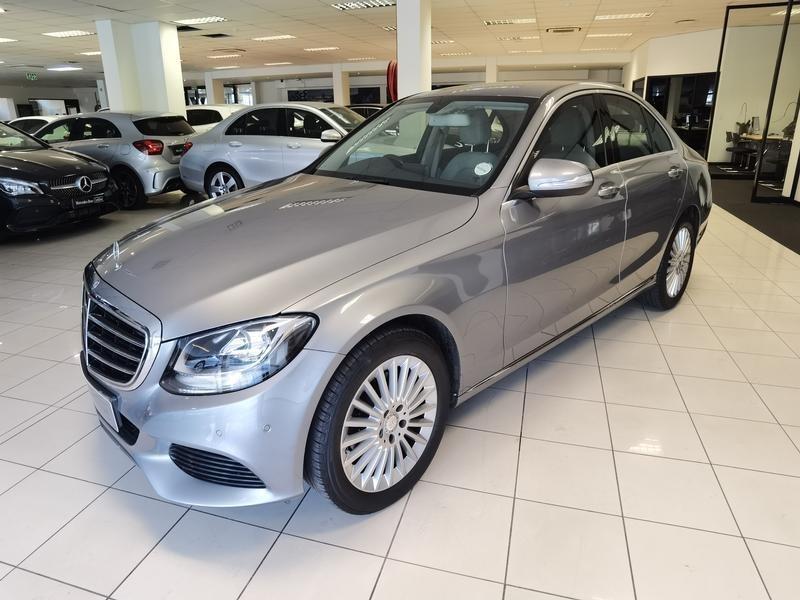 2015 Mercedes-Benz C-Class C220 Bluetec Exclusive Auto Western Cape Cape Town_0