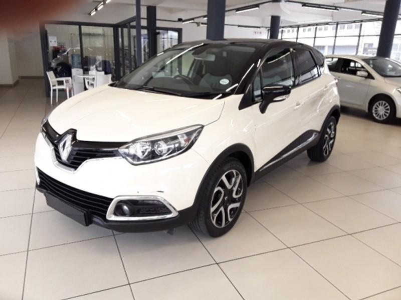 2017 Renault Captur 1.2T Dynamique EDC 5-Door 88kW Free State Bloemfontein_0