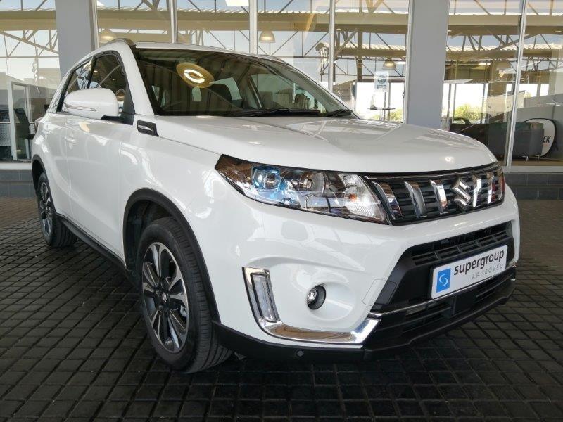 2021 Suzuki Vitara 1.4T GLX Auto Gauteng Johannesburg_0