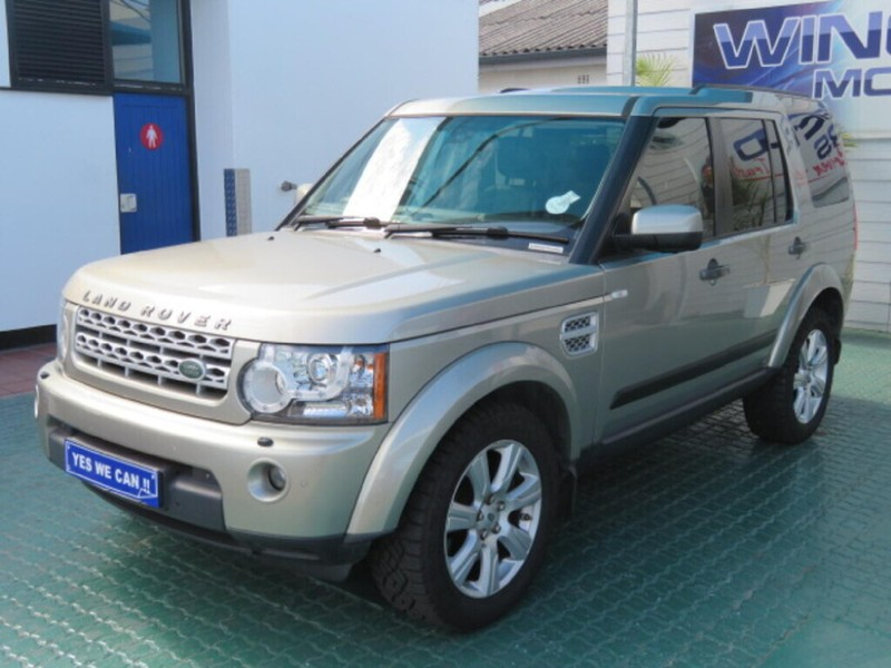 2013 Land Rover Discovery 4 3.0 Tdv6 Hse  Western Cape Cape Town_0
