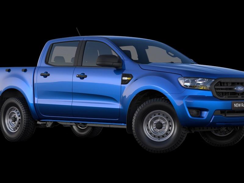 2020 Ford Ranger 2.2TDCi XL 4X4 Double Cab Bakkie Mpumalanga Nelspruit_0