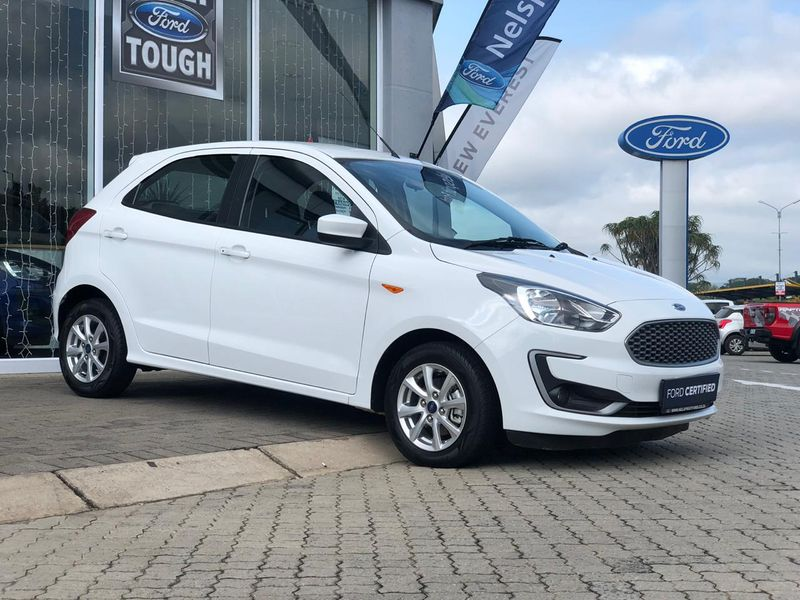 2020 Ford Figo 1.5Ti VCT Trend 5-Door Mpumalanga Nelspruit_0