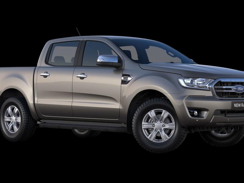 2020 Ford Ranger 3.2TDCi XLT 4X4 Auto Double Cab Bakkie Mpumalanga Nelspruit_0