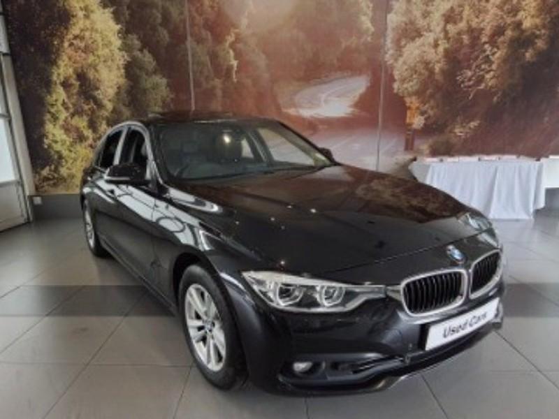 2017 BMW 3 Series 320i Auto Gauteng Pretoria_0