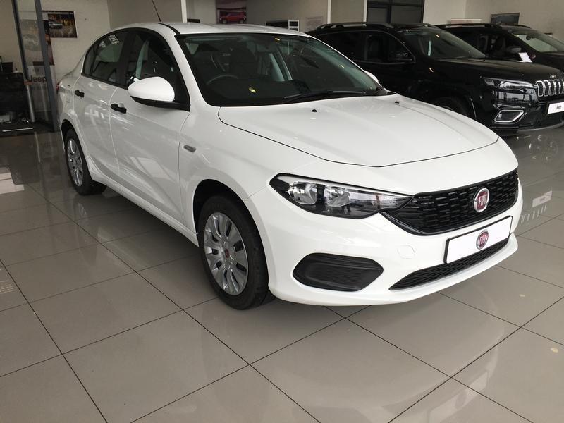 2021 Fiat Tipo 1.4 Pop Gauteng Johannesburg_0