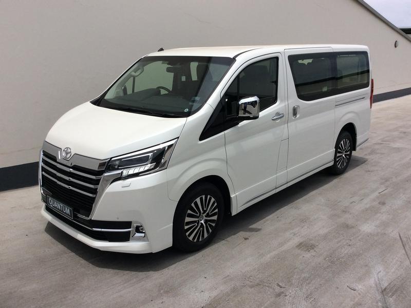 2020 Toyota Quantum 2.8 VX 9-Seat Gauteng Rosettenville_0