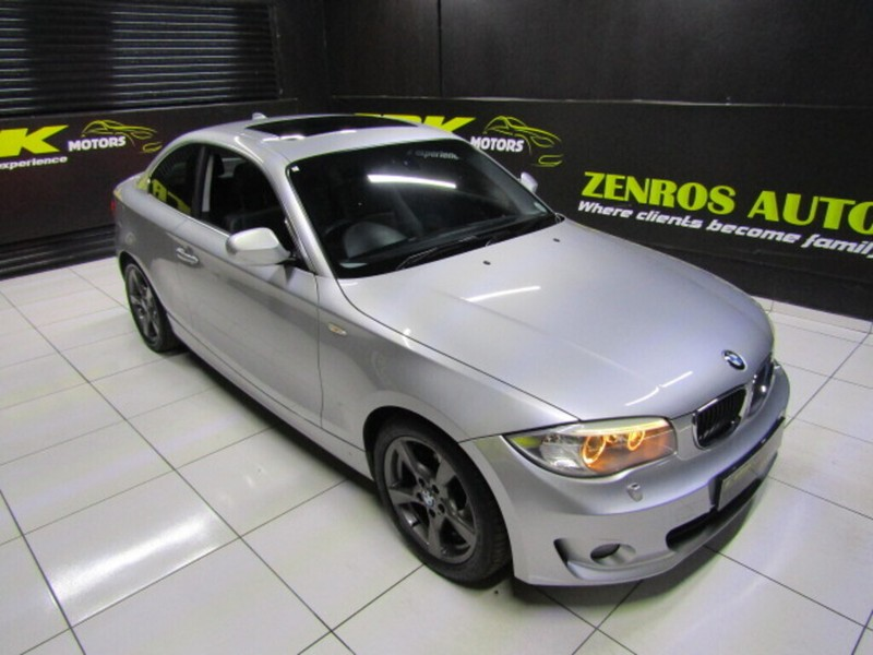 2012 BMW 1 Series 125i Coupe Exclusive At  Gauteng Boksburg_0