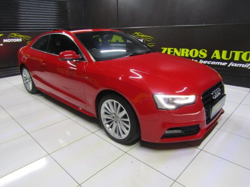 2015 Audi A5 2.0 Tdi Multi  Gauteng Boksburg_0