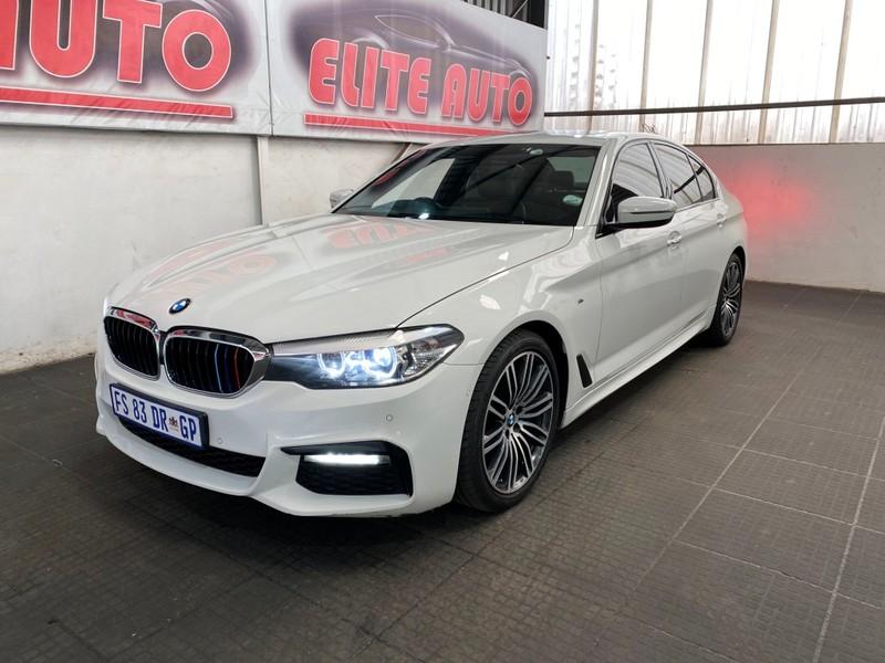 2017 BMW 5 Series 530d M Sport Auto Gauteng Vereeniging_0
