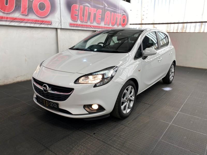 2017 Opel Corsa 1.4 Enjoy Auto 5-Door Gauteng Vereeniging_0