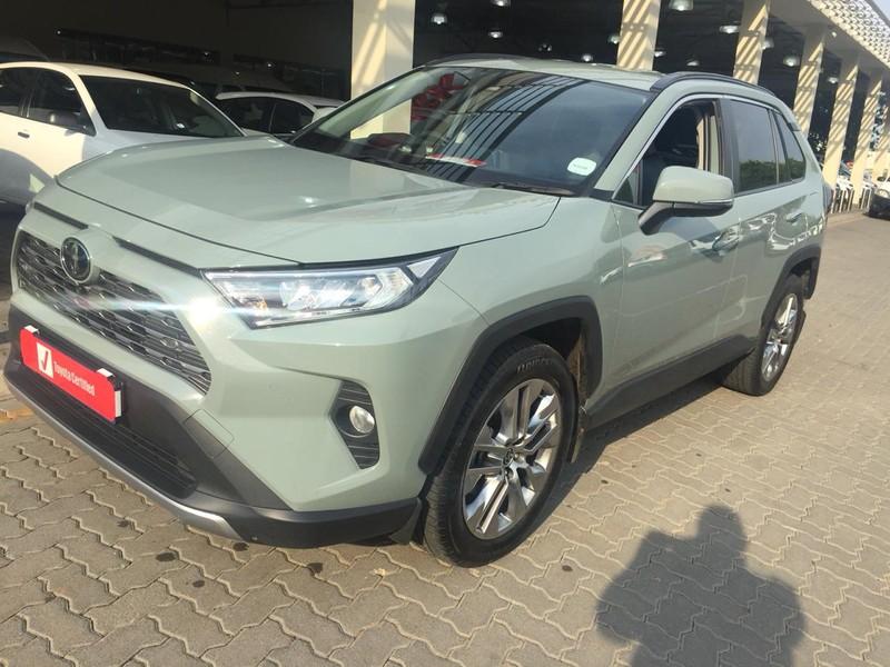 2020 Toyota Rav 4 2.0 VX CVT Gauteng Pretoria_0