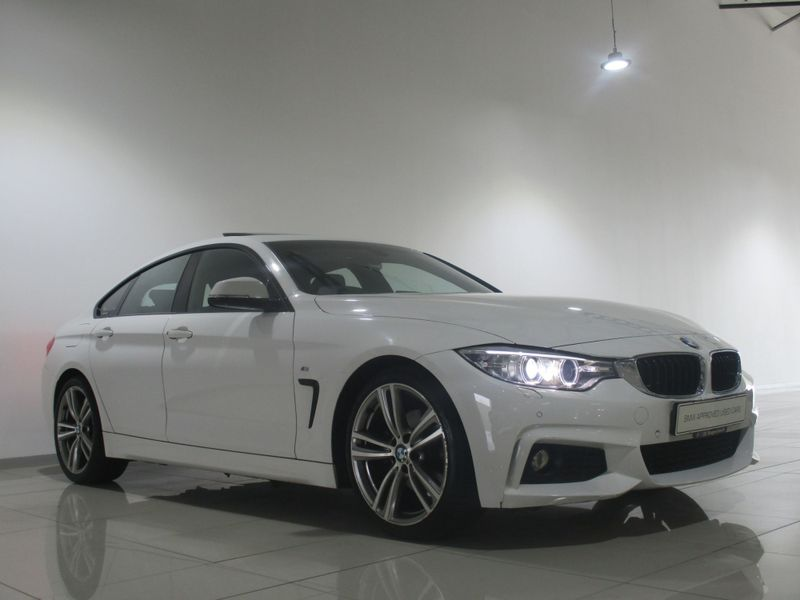 2015 BMW 4 Series 420D Coupe M Sport Auto Kwazulu Natal Pietermaritzburg_0
