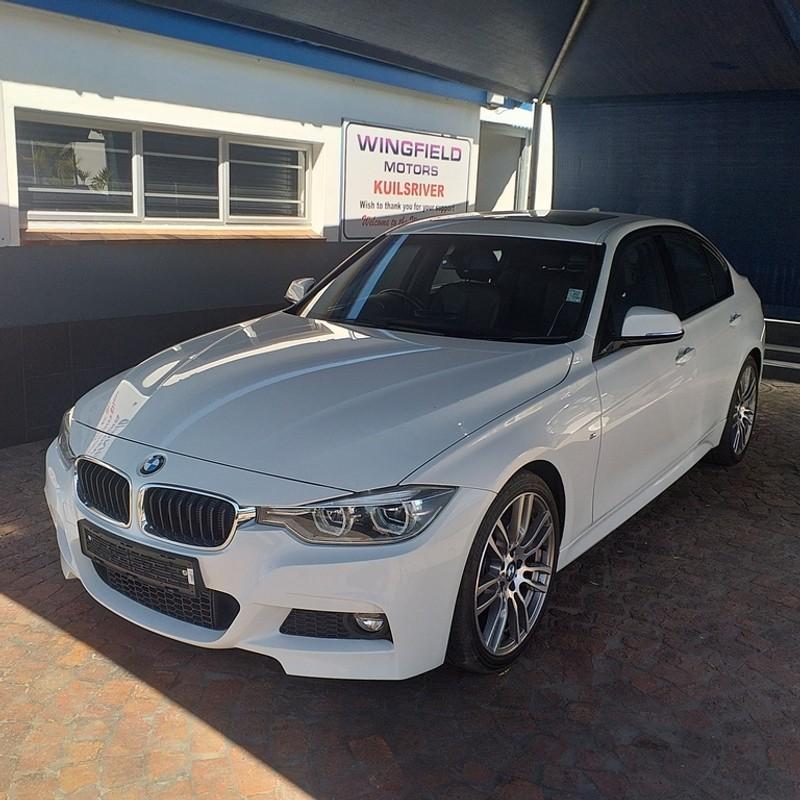 2018 BMW 3 Series 318i M Sport Auto Western Cape Kuils River_0