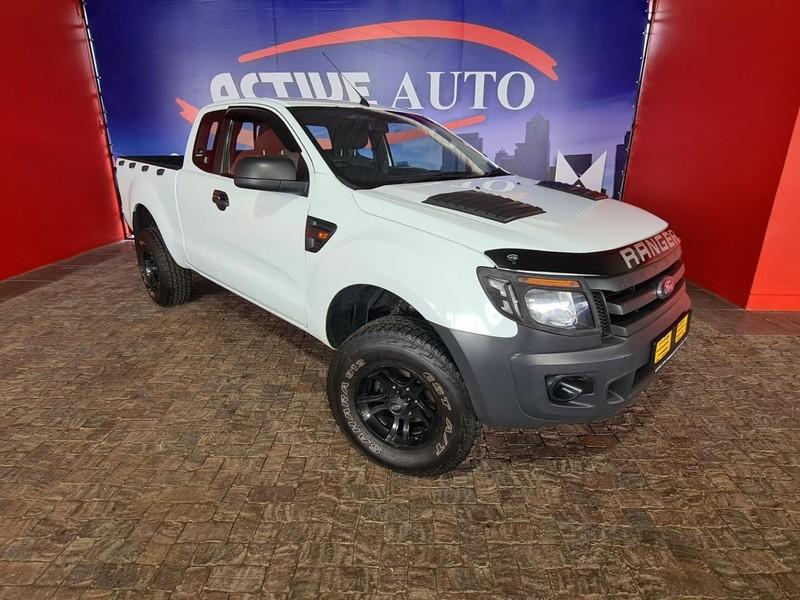 2014 Ford Ranger 2.2tdci Xl Pu Supcab  Gauteng Vanderbijlpark_0