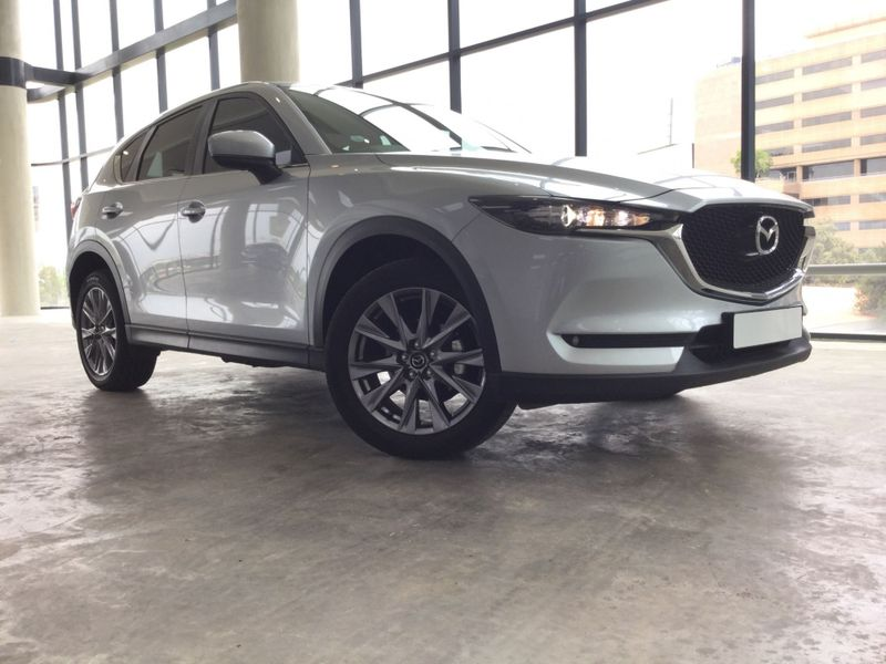 2019 Mazda CX-5 2.0 Dynamic Auto Gauteng Sandton_0
