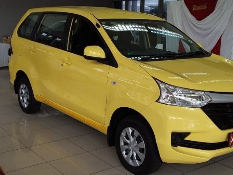 2017 Toyota Avanza 1.5 SX Kwazulu Natal Pietermaritzburg_0