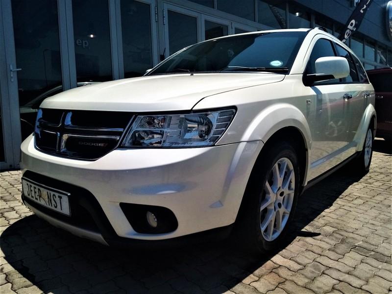 2013 Dodge Journey 3.6 V6 Rt At  Mpumalanga Nelspruit_0