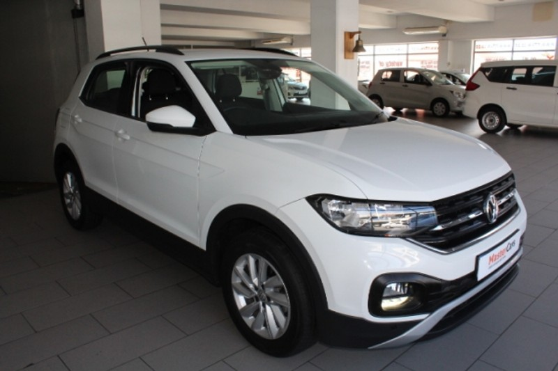 2019 Volkswagen T-Cross 1.0 Comfortline DSG Eastern Cape East London_0