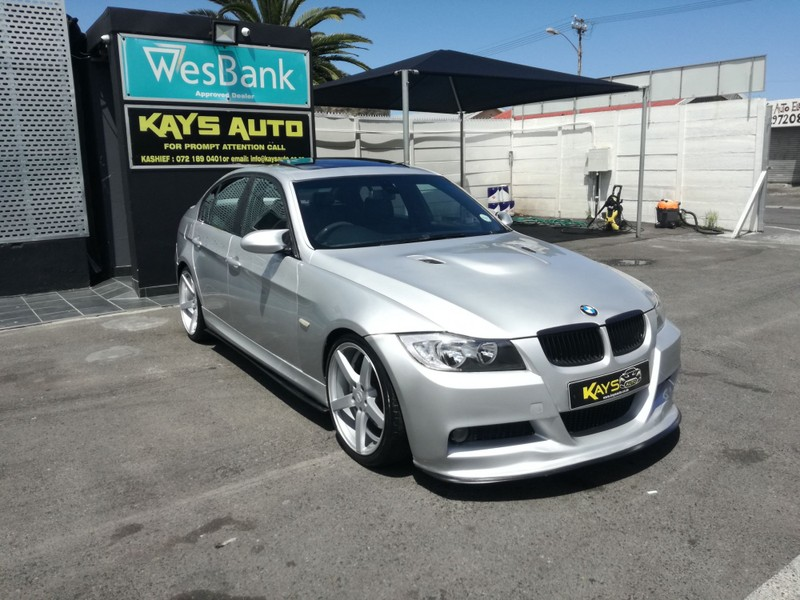 2008 BMW 3 Series 335i Sport At e90  Western Cape Athlone_0