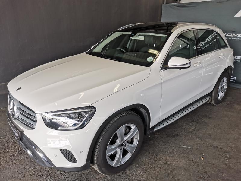 2020 Mercedes-Benz GLC 300d 4MATIC Western Cape Stellenbosch_0
