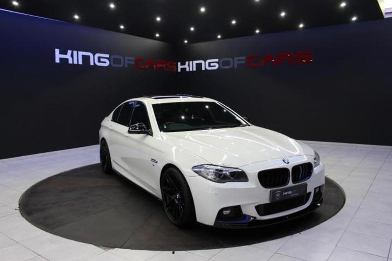 2015 BMW 5 Series 520D Auto M Sport Gauteng Boksburg_0