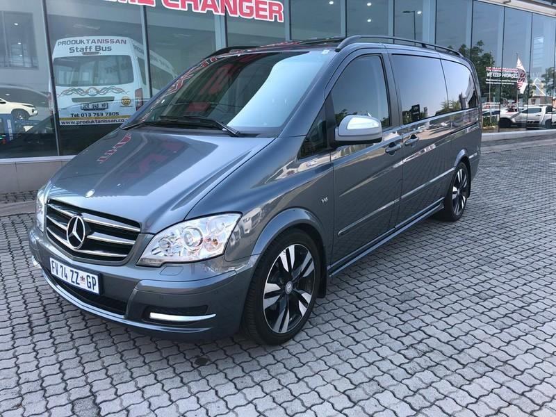2014 Mercedes-Benz Viano 3.0 Cdi Avantgarde  Mpumalanga Nelspruit_0