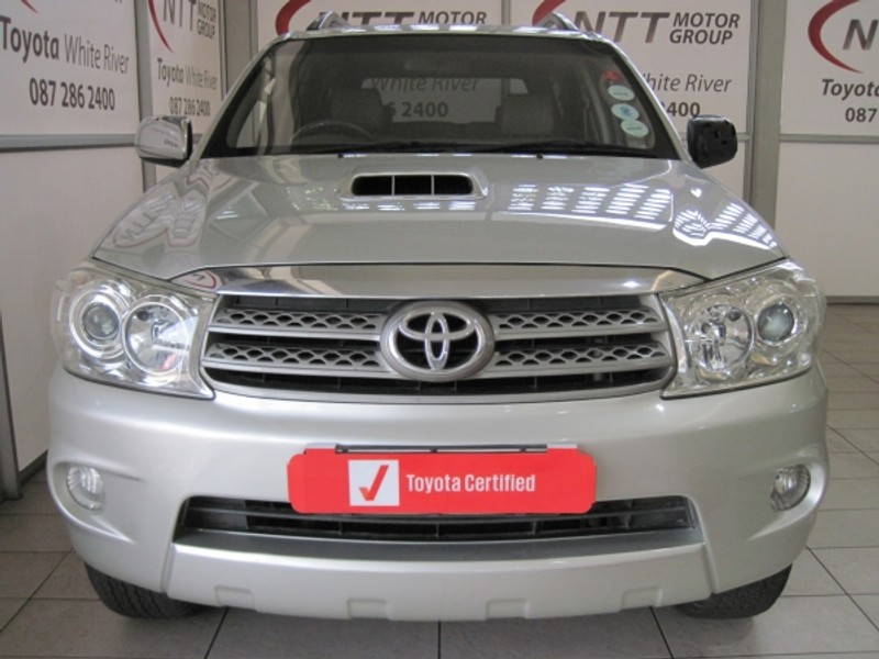 2009 Toyota Fortuner 3.0d-4d Rb At  Mpumalanga White River_0