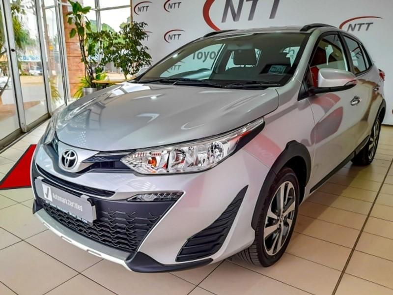 2020 Toyota Yaris 1.5 Cross 5-Door Limpopo Louis Trichardt_0