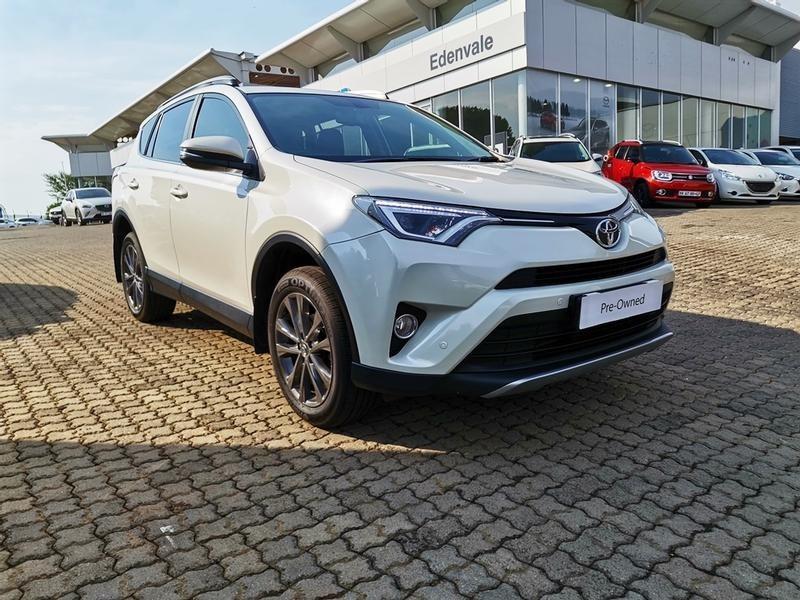 2017 Toyota Rav 4 2.5 VX Auto Gauteng Johannesburg_0