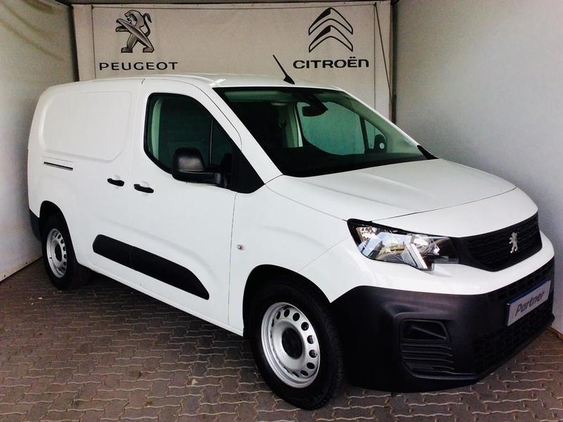 2021 Peugeot Partner 1.6 HDi LWB 66kW FC PV Gauteng Randburg_0