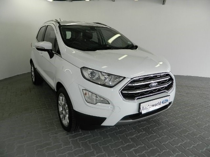2019 Ford EcoSport 1.0 Ecoboost Titanium Western Cape Cape Town_0