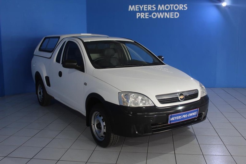 2010 Opel Corsa Utility 1.4 AC PU SC Eastern Cape East London_0