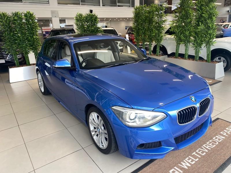 2013 BMW 1 Series 116i M Sport Line 5dr At f20  Gauteng Roodepoort_0