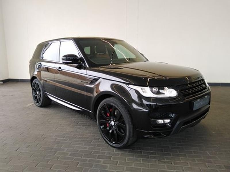 2016 Land Rover Range Rover Sport 5.0 V8 SC Autobiography Dynamic North West Province Rustenburg_0
