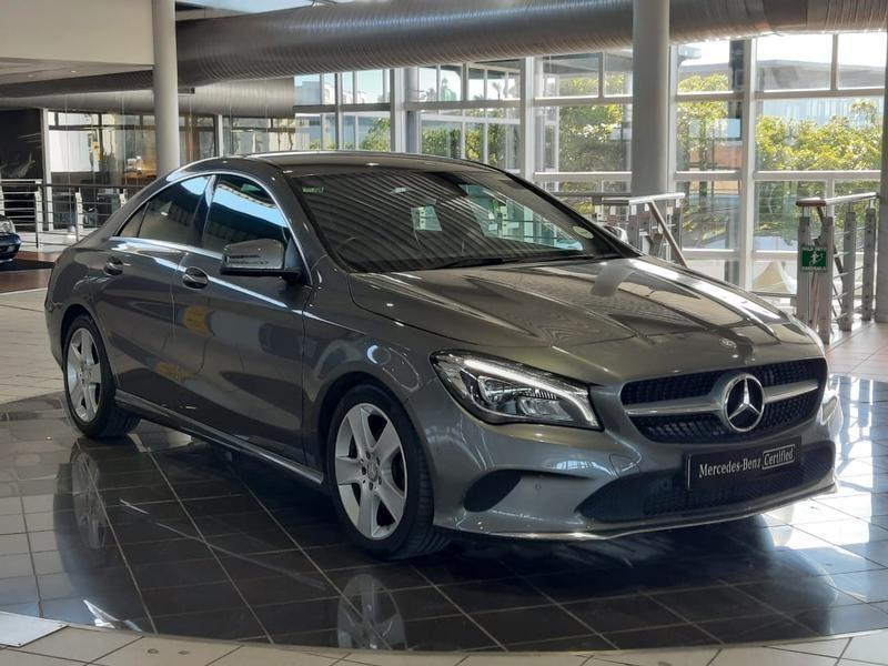 2016 Mercedes-Benz CLA 200d Urban Auto Western Cape Cape Town_0