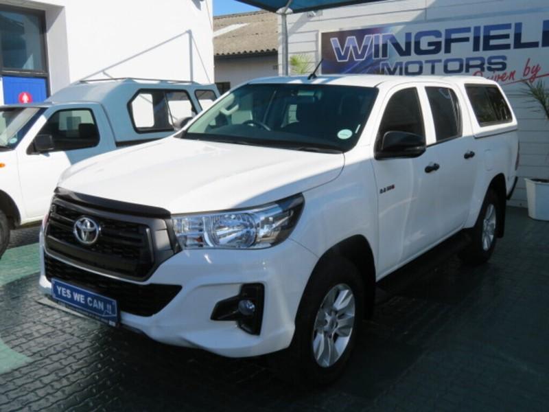 2019 Toyota Hilux 2.4 GD-6 SRX 4X4 Double Cab Bakkie Western Cape Cape Town_0